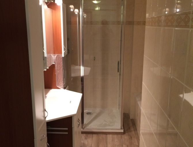 Complete Nieuwe Badkamer : De semi nieuwe badkamer in zoetermeer woodmancrafts